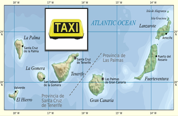 TAXI CANARIE TRANSFER