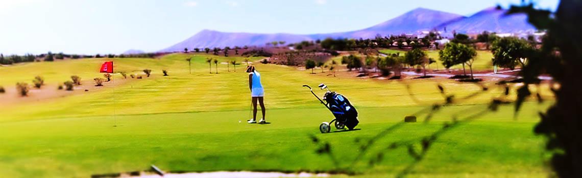 Giocare a golf alle Canarie campi da golf Tenerife Gran Canaria ...