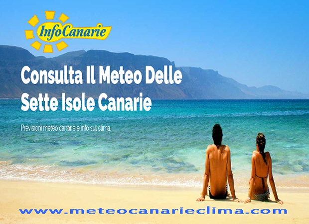 meteo canarie clima