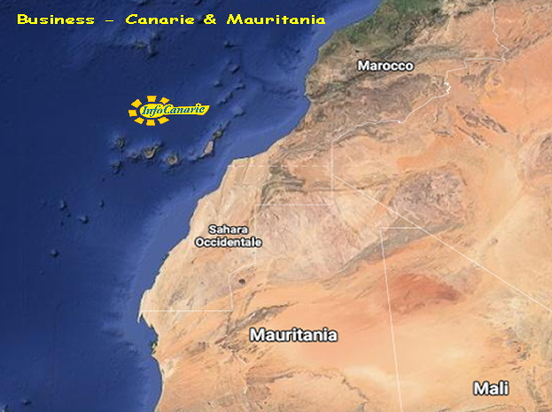 mauritania info canarie africa canarias canary islands business investire alle canarie