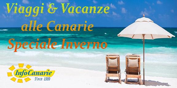 offerte inverno alle canarie 2018 - 2019 vacanze tenerife gran ...